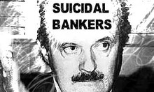 Suicidal Bankers?