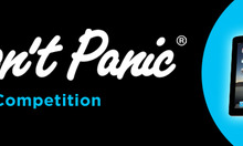 Don't Panic iPad Competition