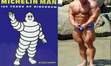REAL LIFE MICHELIN MEN