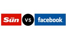 The Sun Hates Facebook