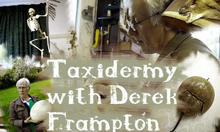 Taxidermy with Derek Frampton