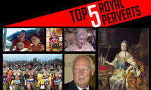 Top 5 Royal Perverts