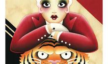 Angelique Houtkamp - Myth Poster Artist