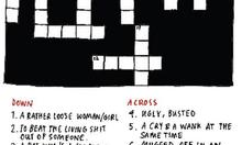 Slang Crossword