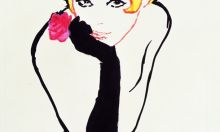 Dior Illustrated: Rene Gruau and the Line of Beauty