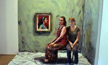 Alexa Meade's Live In Canvas