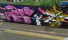 Google Street (Art) View