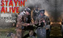 Stayin alive - Modern survivalist groups