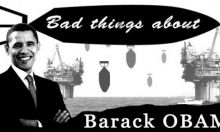 Bad things about Obama