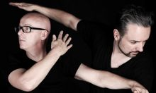 Stephan Bodzin and Marc Romboy