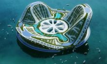 Pretty Floating Islands To House Refugees?