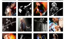 'Live on Stage: Rock Photography from Dylan to Dubstep'