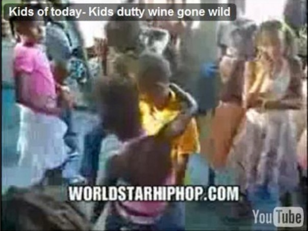 Free kiddie porn? dutty wine on youtube. With around 200, 000 hits each, ...