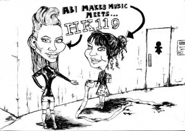 Abi Makes Music meets... HK119