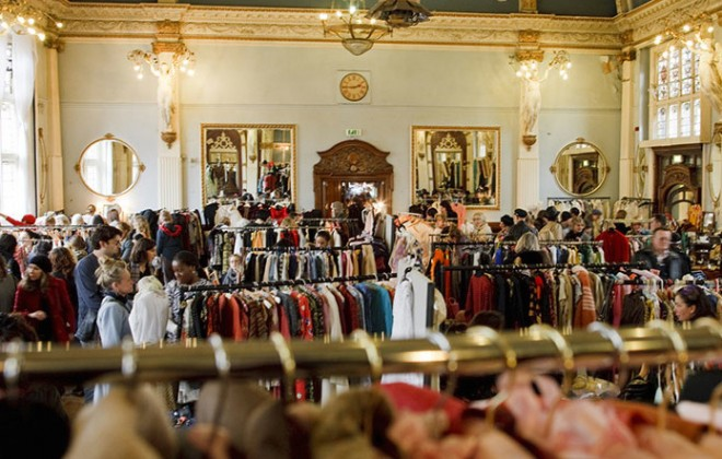The Clerkenwell Vintage Fashion Fair - LFW Edition!