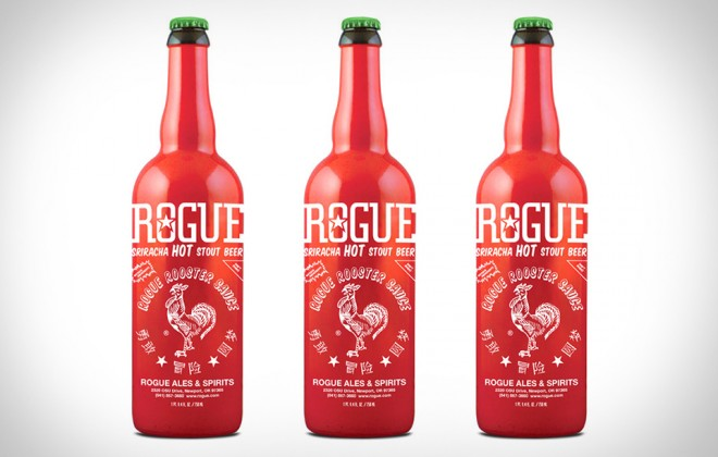 Sriracha Beer Actually Exists