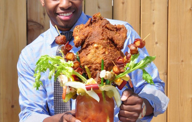Brb Going To Milwaukee For The Chicken Fried Bloody Beast