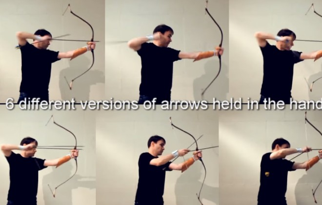 Epic Archery By Lars Anderson