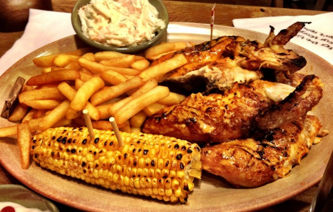 Study Finds Nando's Is The Most Popular Restaurant For First Dates