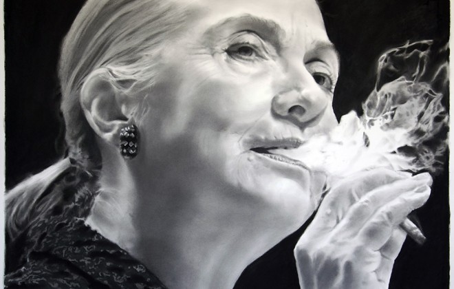 Trillary Clinton & Other Masterpieces By Eric Yahnker