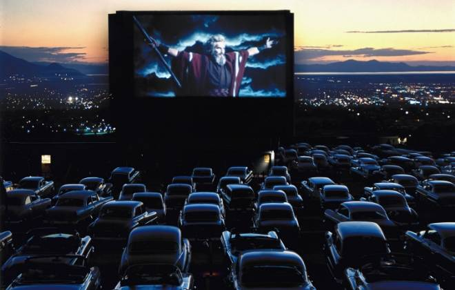 Drive In Cinema Comes To London
