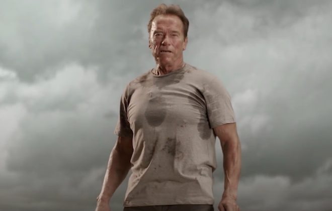 Arnold Schwarzenegger Says Less Meat Less Heat In New Ad
