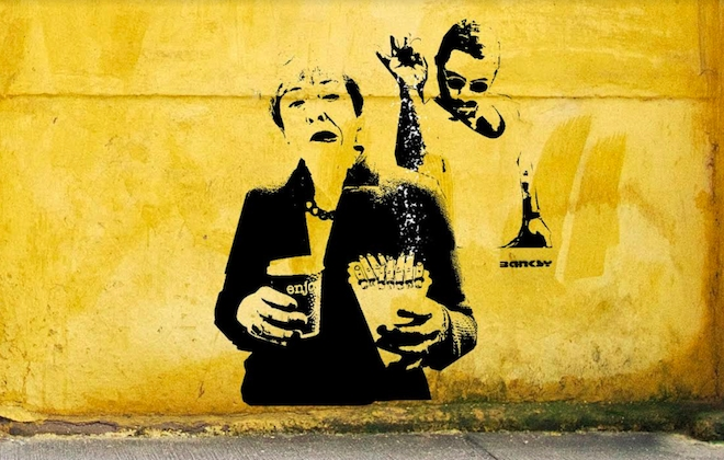 4 Murals Banksy Should Paint Next
