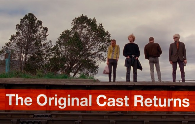 Trailer - Trainspotting's Sequel #T2