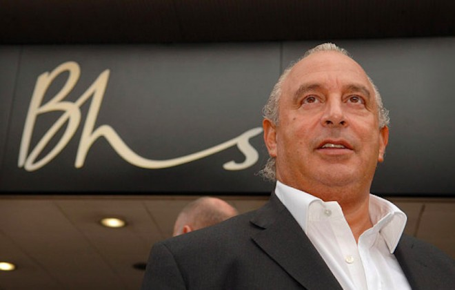 BHS Billionaire Philip Green's Tax Avoidance Is So In Fashion