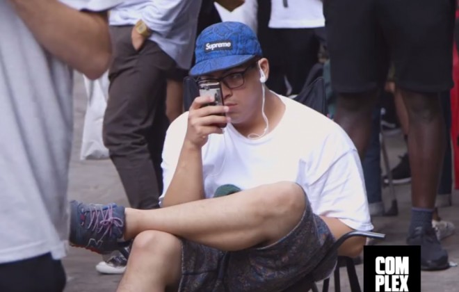 Eye Opening Footage Of Hypebeasts In Their Natural Habitat
