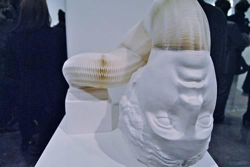 Li Hongbo's Paper Sculptures