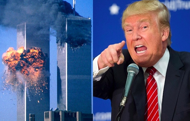 Donald Trump Responded to 9/11 Attacks In Typically Selfish Fashion