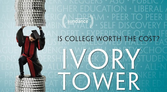 Trailer: The Ivory Tower