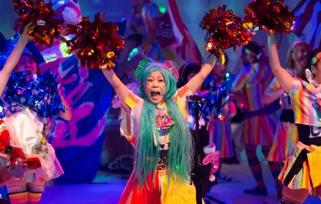 Miss Revolutionary Idol Berserker at LIFT Festival