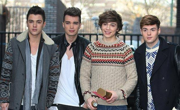 Union J's Fascinating Set List