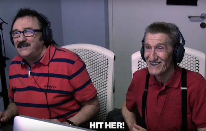 The Chuckle Brothers Control A Hitman