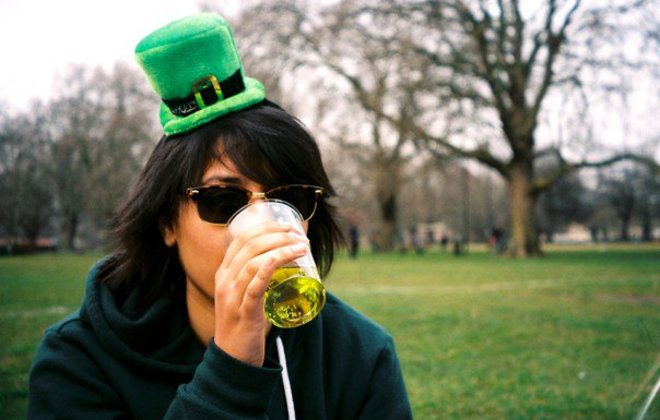 St Patrick's: An Irish Girl's Guide