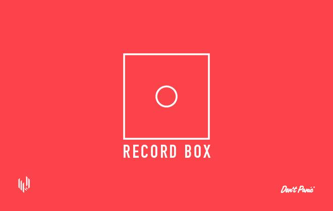 Record Box 3 with Jamie Russell of Hypercolour