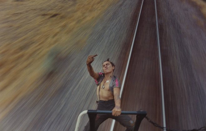 Train Hopping With Mike Brodie