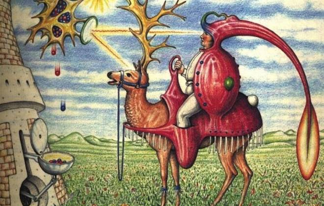 Codex Seraphinianus:  The Strangest Book Ever Created?