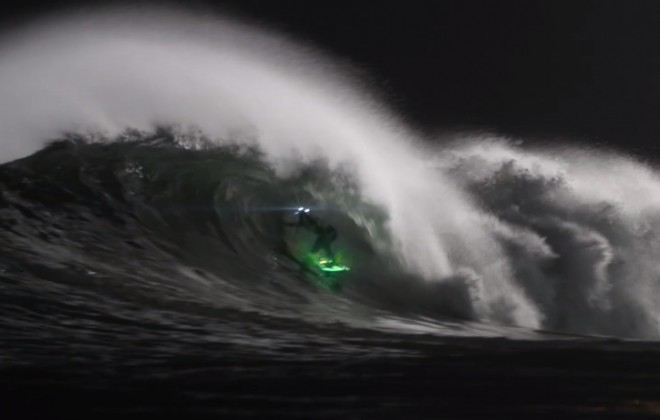 Glow In The Dark Surfing