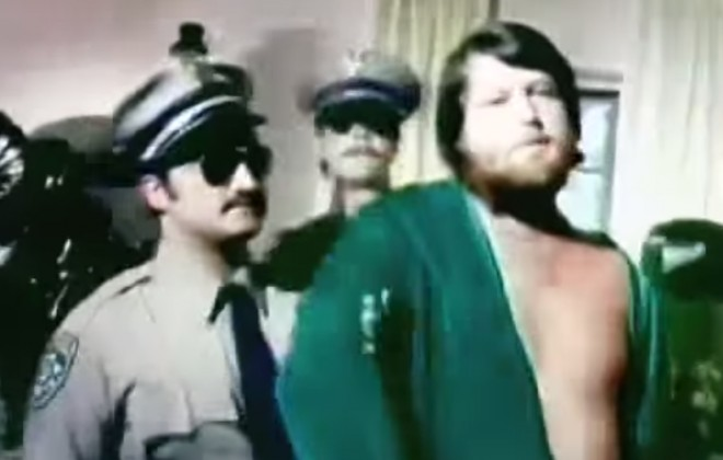 When John Belushi & Dan Aykroyd Arrested Brian Wilson & Made Him Surf
