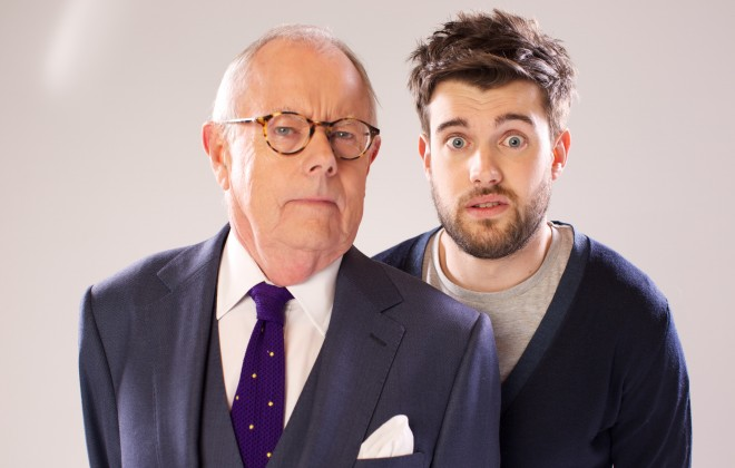 Jack Whitehall & His Dad In One-Night-Only Ebola Fighting Show