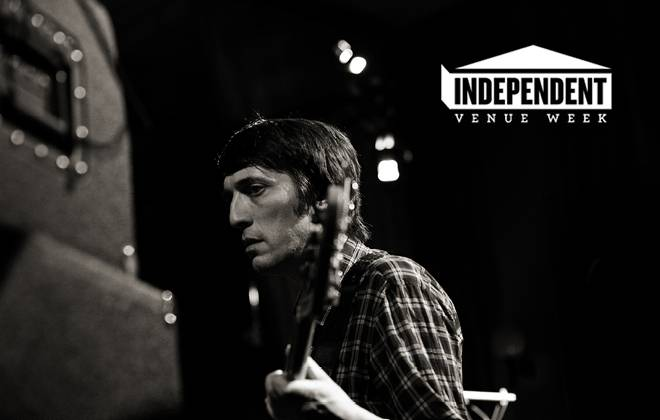 Radiohead's Colin Greenwood is ​Ambassador of Independent Venue Week