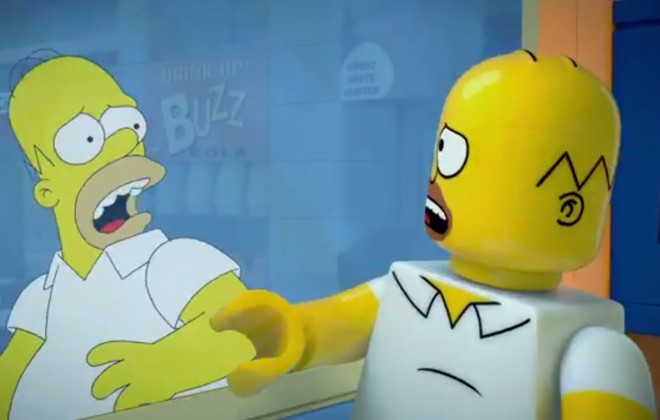 The Simpsons' Lego Episode Is Upon Us