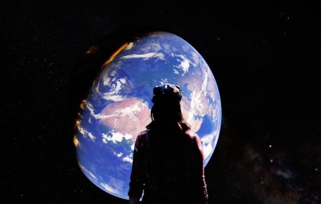 Google Earth Launches Virtual Reality Version