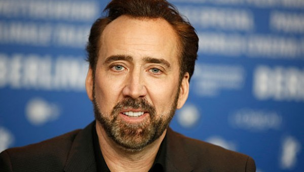 Nicolas Cage blesses us all with a new film