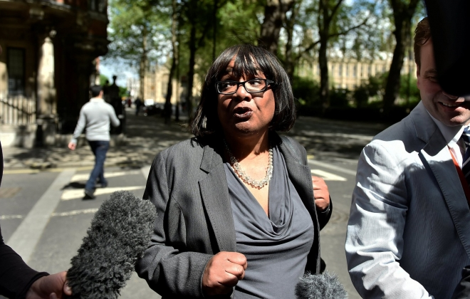 Diane Abbott: Not Safe for TV