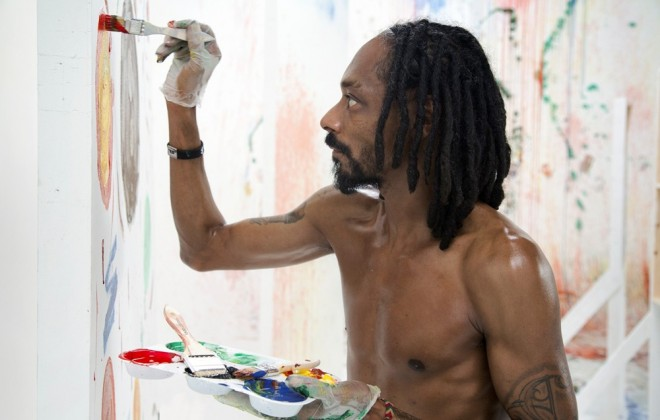 Snoop Dogg Now Creating Art, May Never Have Been This Stoned Before