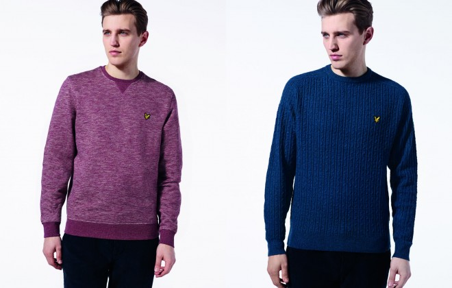Lyle & Scott's 140th Birthday Collection